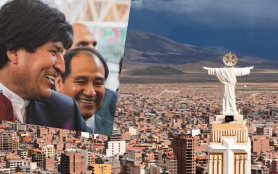 """Ewangelizacja """"pod nadzorem"""" – co się dzieje w Boliwii?"""