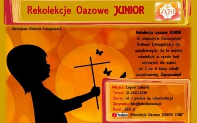 Dzieciaki na start – Junior w Łagowie!