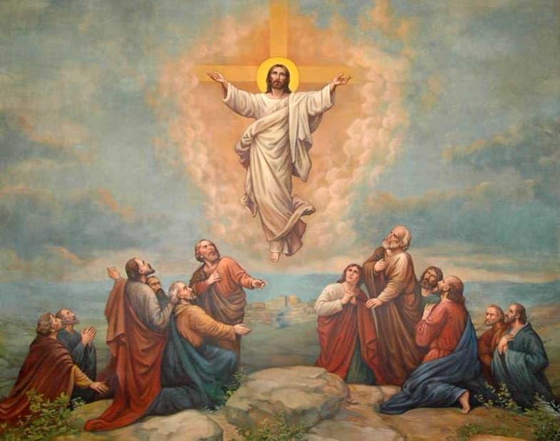 Rozważanie na Uroczystość Wniebowstąpienia Pańskiego