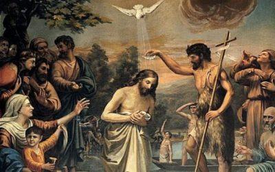 Rozważanie na Święto Chrztu Pańskiego