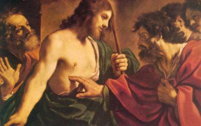 Rozważanie na Niedzielę Miłosierdzia