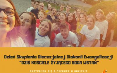 Dzień Skupienia Diecezjalnej Diakonii Ewangelizacji!