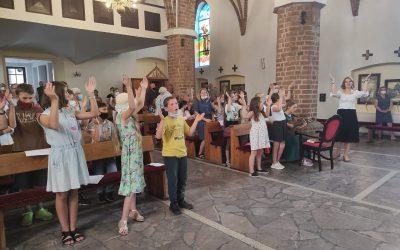 """Świadectwo – Rekolekcje Oazowe """"Junior"""" 2021 (2)"""