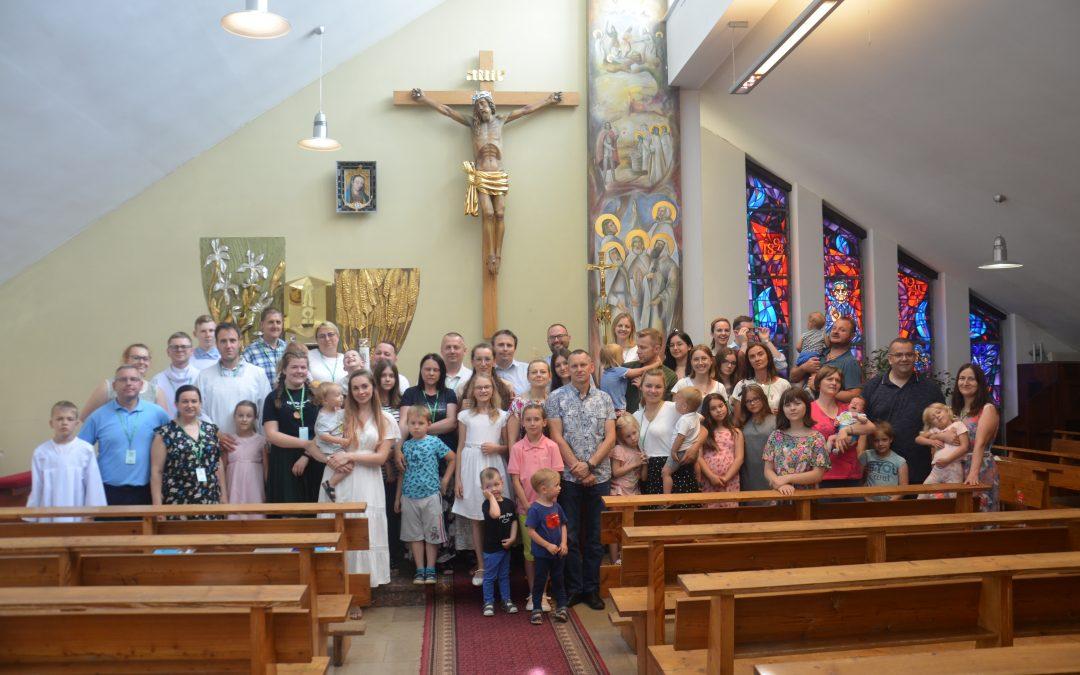 Oaza Ewangelizacji dla Małżeństw – 26.06-2.07.2021