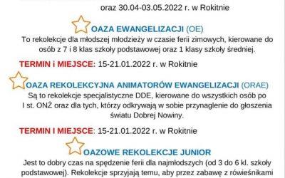 Rok formacyjny 2021/2022 w DDE!